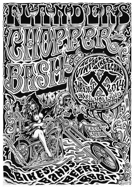 Chopper Bash 2014