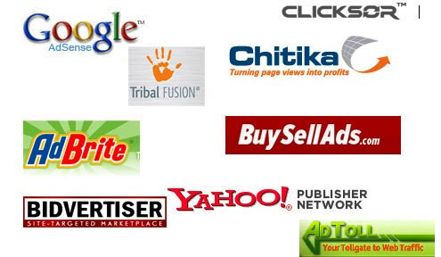 adsense alternatives for blogger