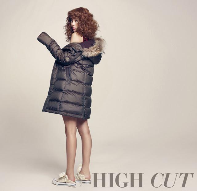 Suzy Miss A High Cut