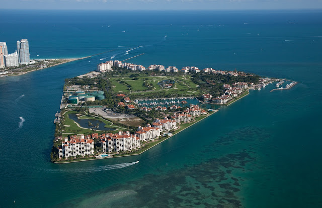 fisher island most expensive condos