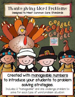 http://www.teacherspayteachers.com/Product/Thanksgiving-Common-Core-Math-Problems-987957