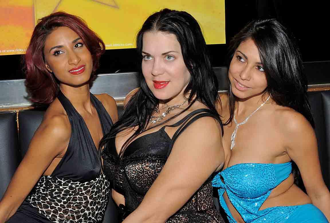 Disney vip dolls chyna wwe superstar chyna with the girls of rick s