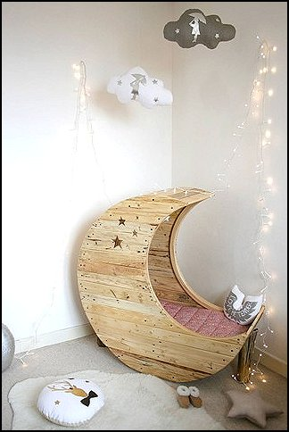 baby bedding moons and stars - Amazing Goods Health