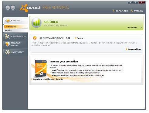 Free Download Avast Free Antivirus Dan Avast Internet Security