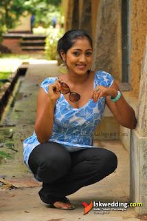 Dilini Lakmali Thrimannage sexy