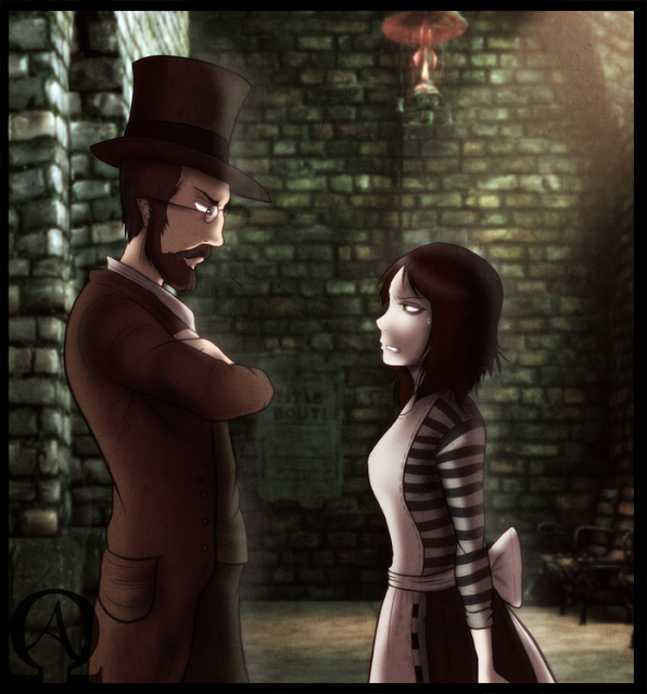 -Face the truth- por Alice-Madness