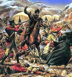 Afghan Warior