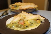 Cookbook Project Vegetable Pot Pie