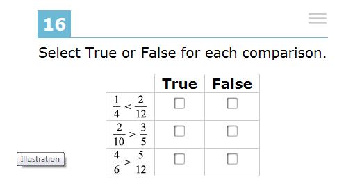 Math comprehension worksheets 4th grade