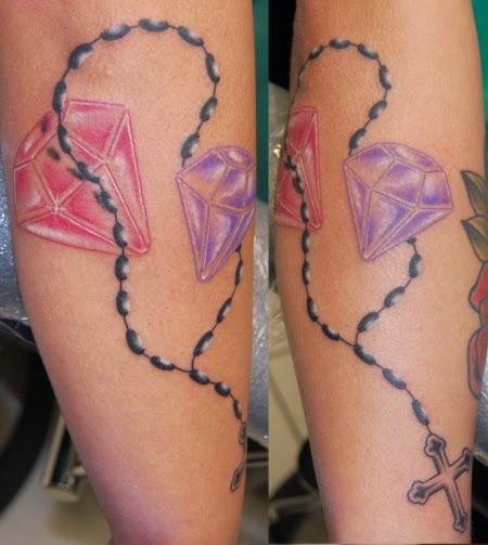 Diamant Tattoo: Diamant Tattoo Vorlagen