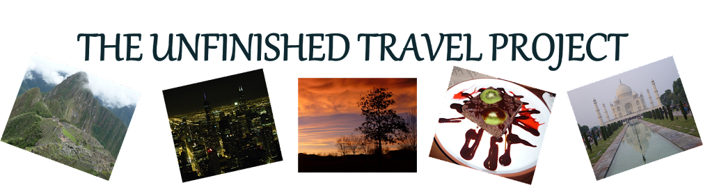 The Unfinished Travel Project