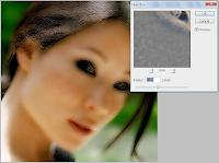 face retouching