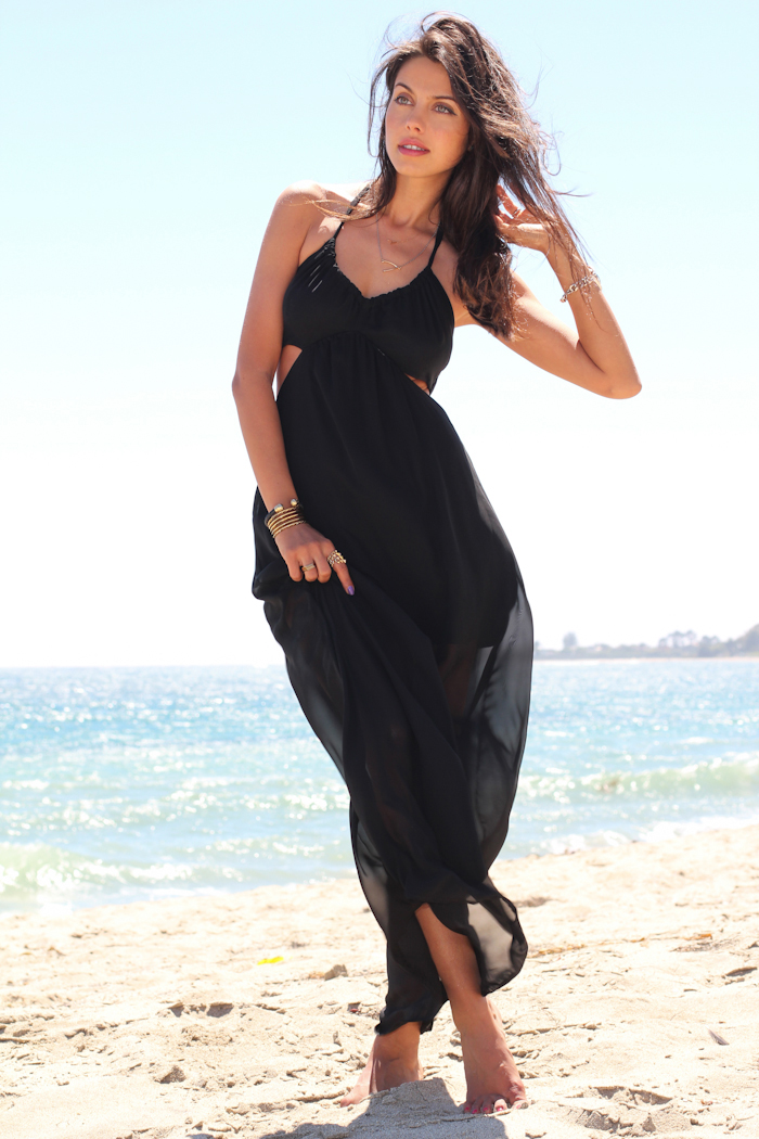 VivaLuxury - Fashion Blog By Annabelle Fleur FADE TO BLACK