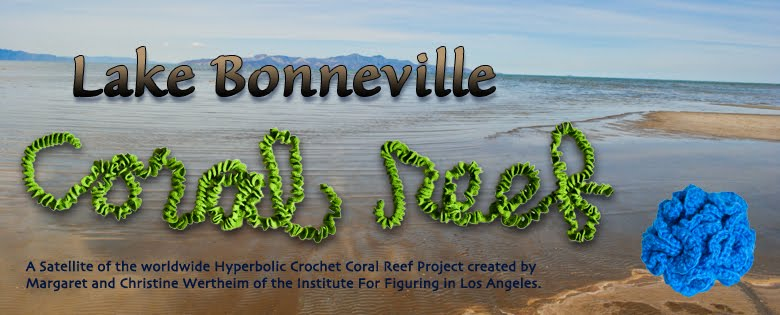Lake Bonneville Coral Reef