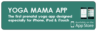 Yoga Mama prenatal yoga iPhone app