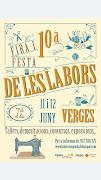 FIRA I FESTA DE LES LABORS 2016