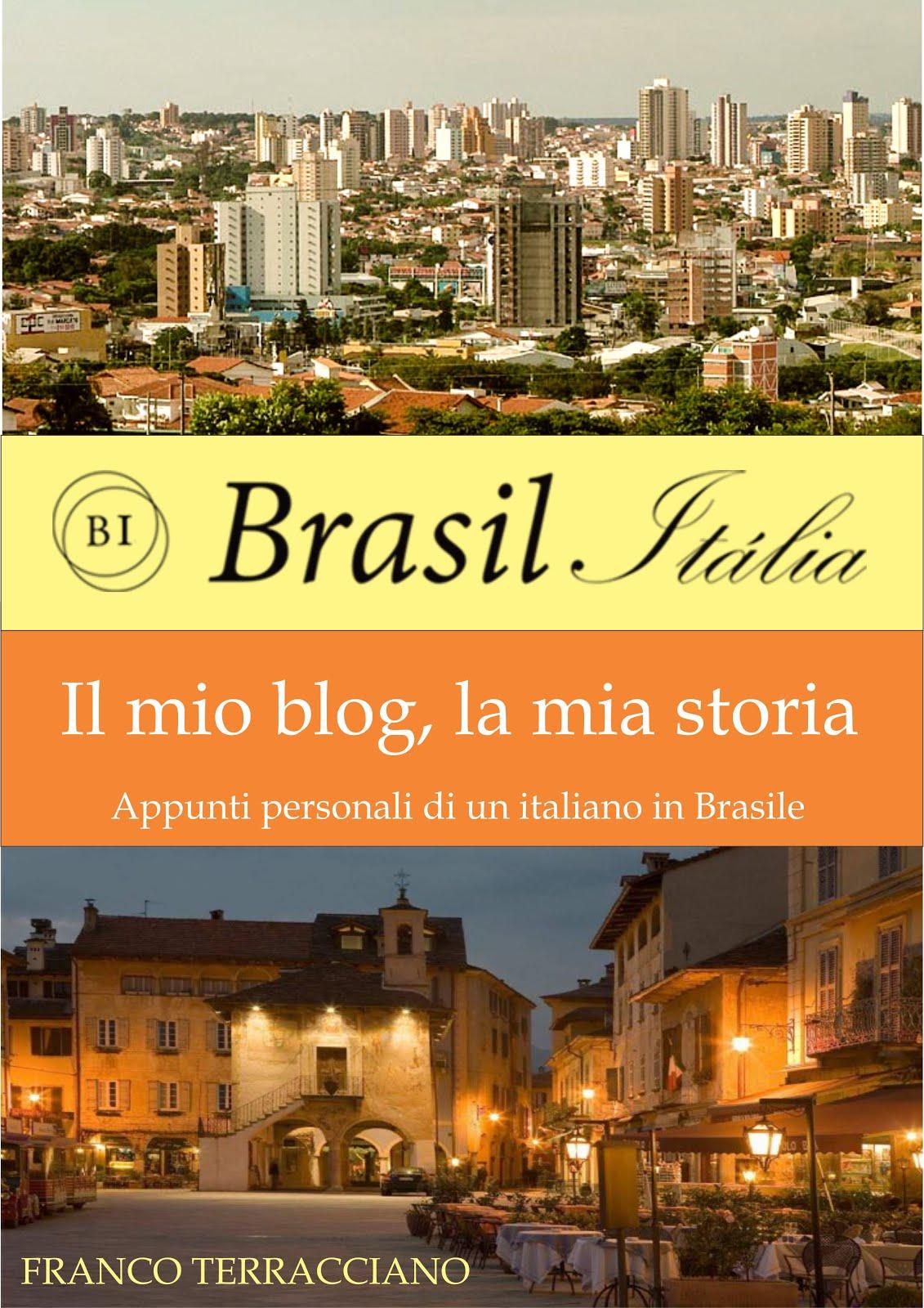 Il mio libro sul Brasile