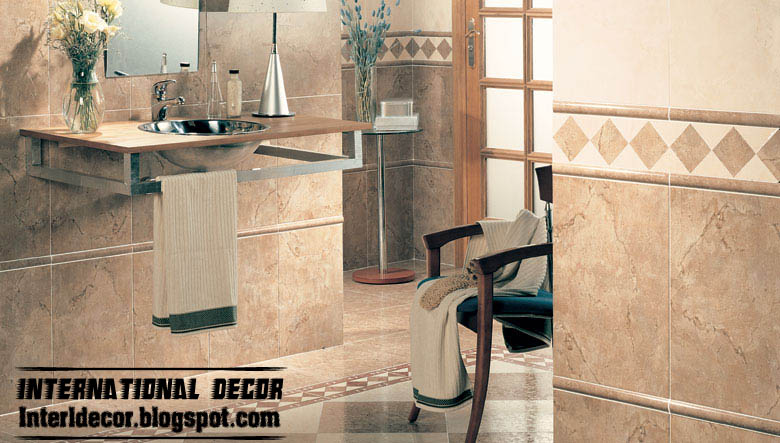 Classic Bathroom Tile Design - Home Interior Concepts