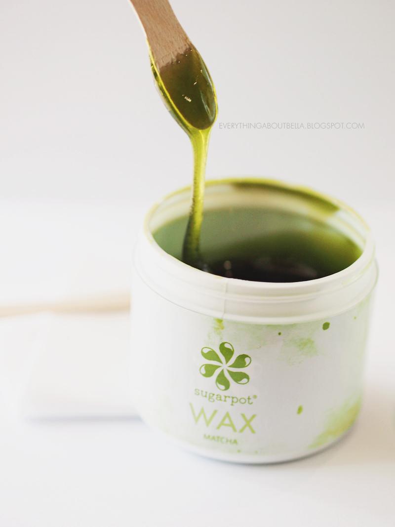 Sugarpot Homemade Wax Matcha