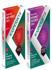 Kaspersky Internet Security e Kaspersky Anti-Virus 2013 v13 Final