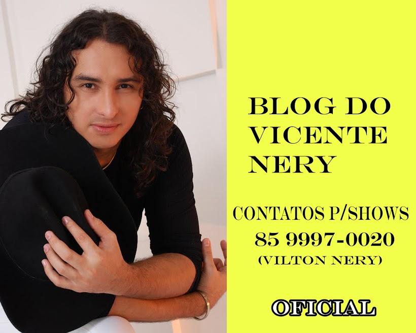 VICENTE NERY E CHEIRO DE MENINA