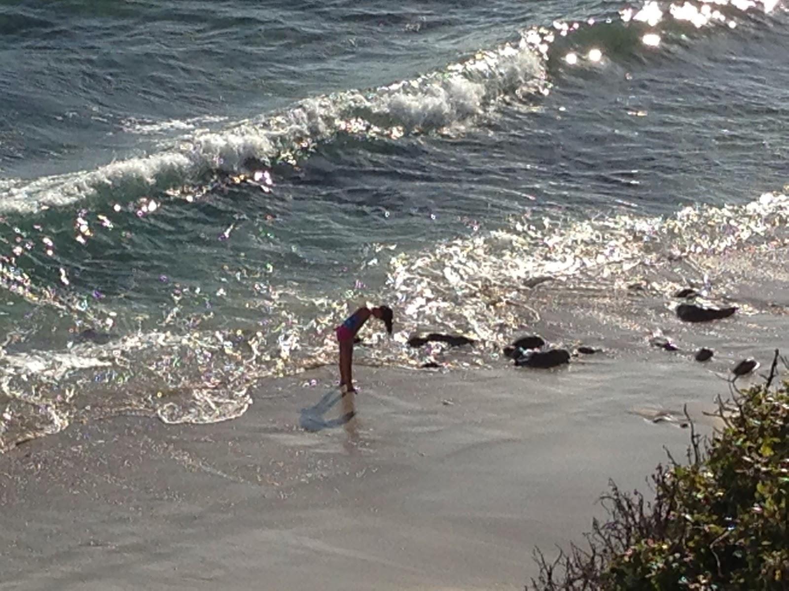 Pacific Ocean, very private durg rehab