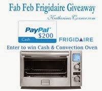 Fab Geb Frigidaire Giveaway!