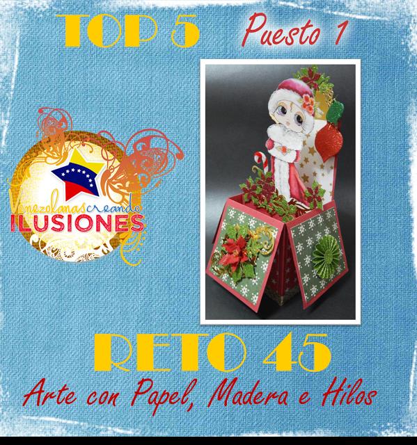 Top 3 Puesto 1 Venezolanas creando Ilusiones