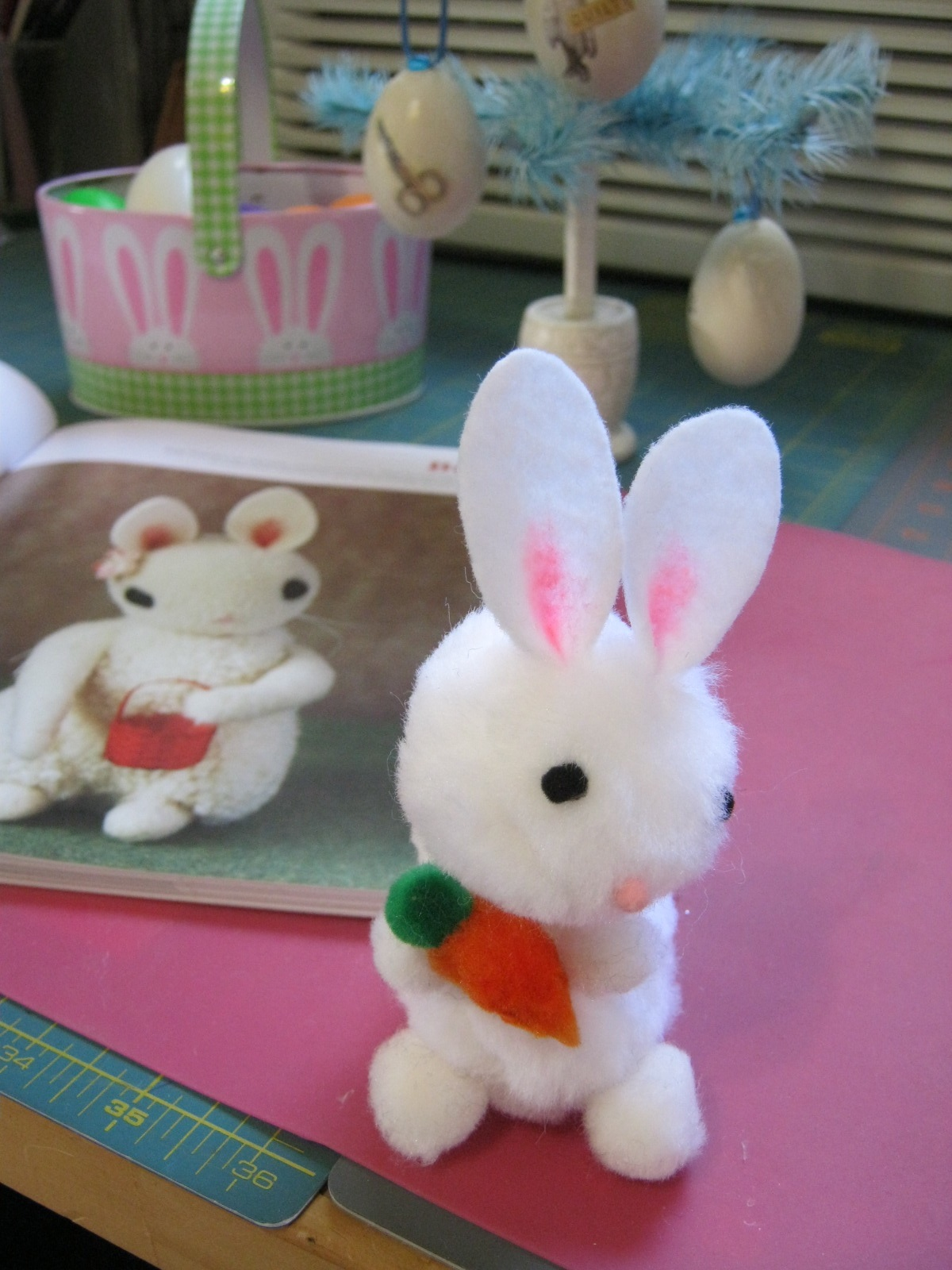 How to sew a bunny 18
