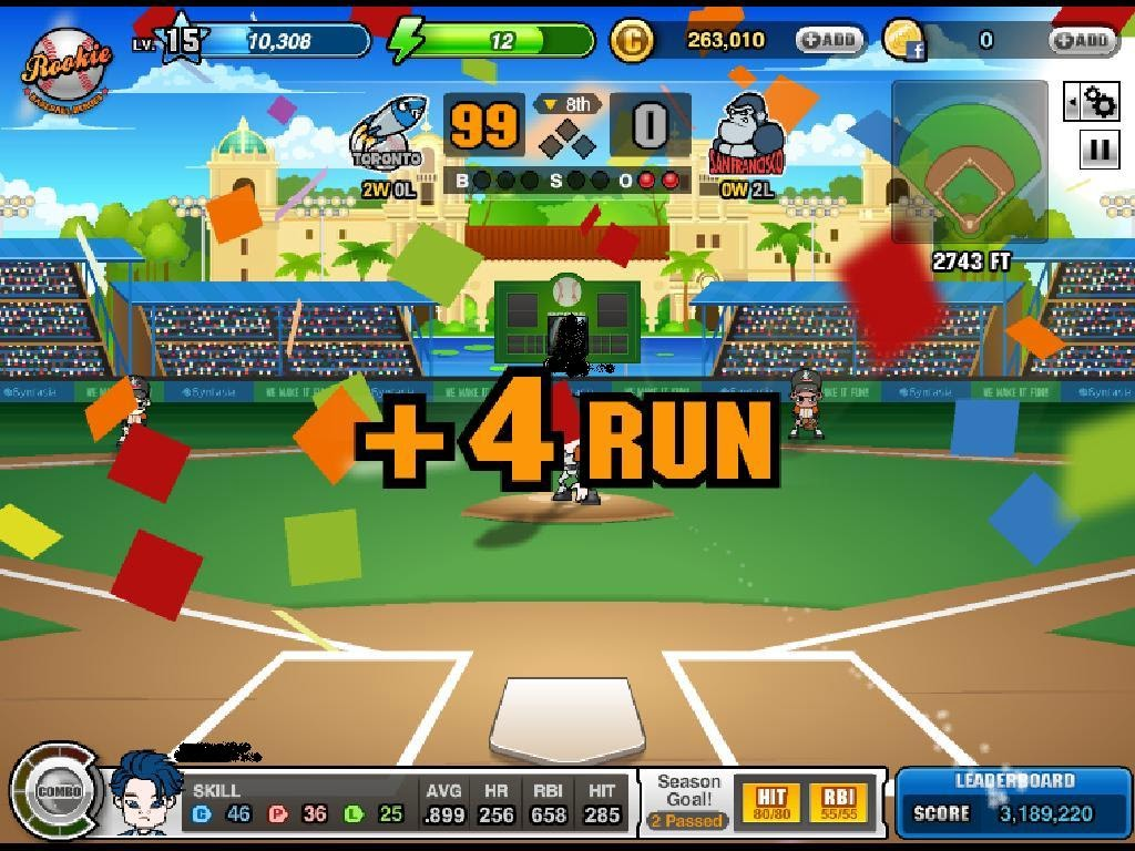 Cheat Baseball Heroes