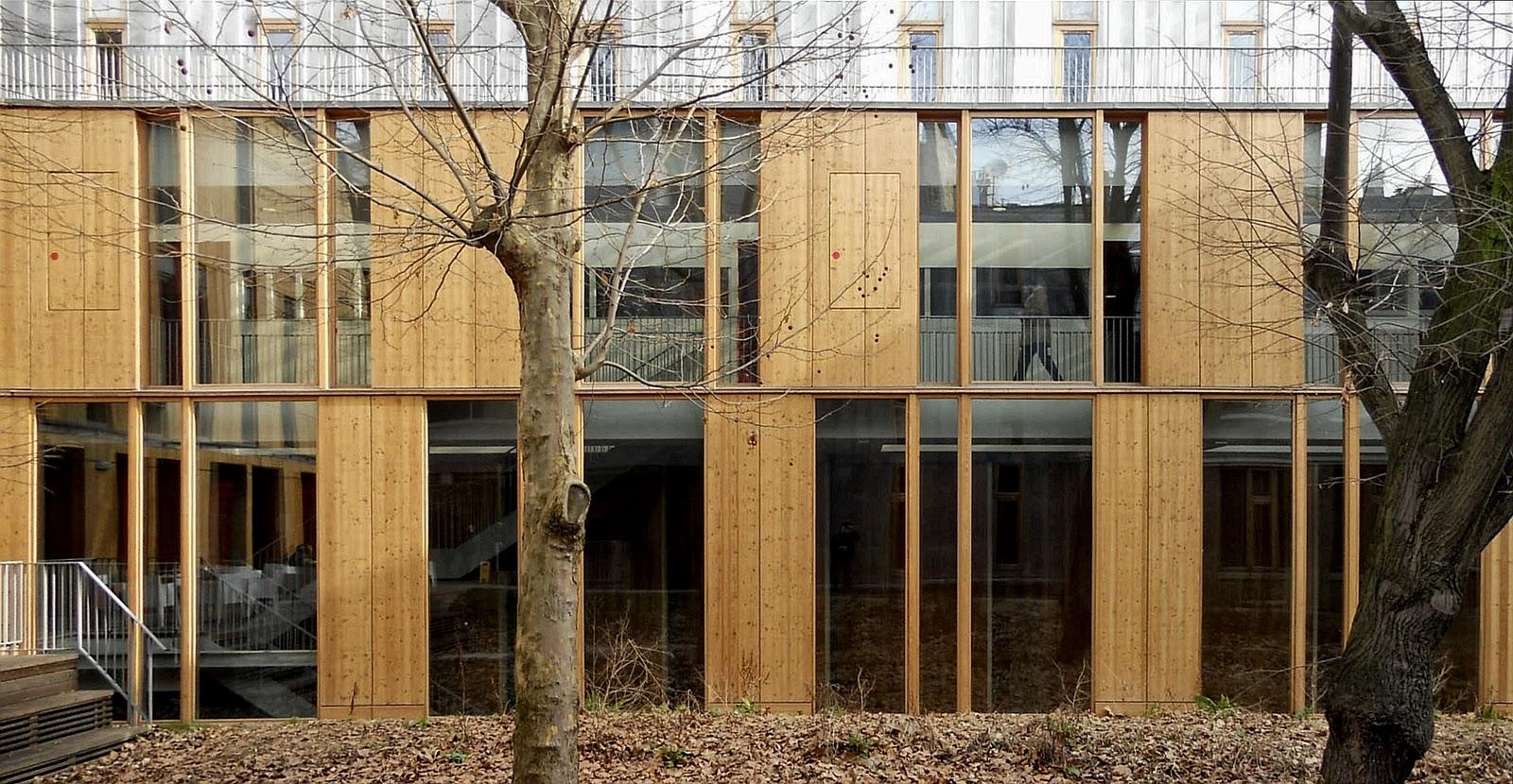 le diapason architecture 142 ecole d 39 architecture paris belleville. Black Bedroom Furniture Sets. Home Design Ideas