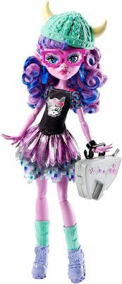 TOYS : JUGUETES - MONSTER HIGH : Brand-Boo Students Kjersti Trollson | Muñeca - Doll Producto Oficial 2015 | Mattel | A partir de 6 años Comprar en Amazon España & buy Amazon USA