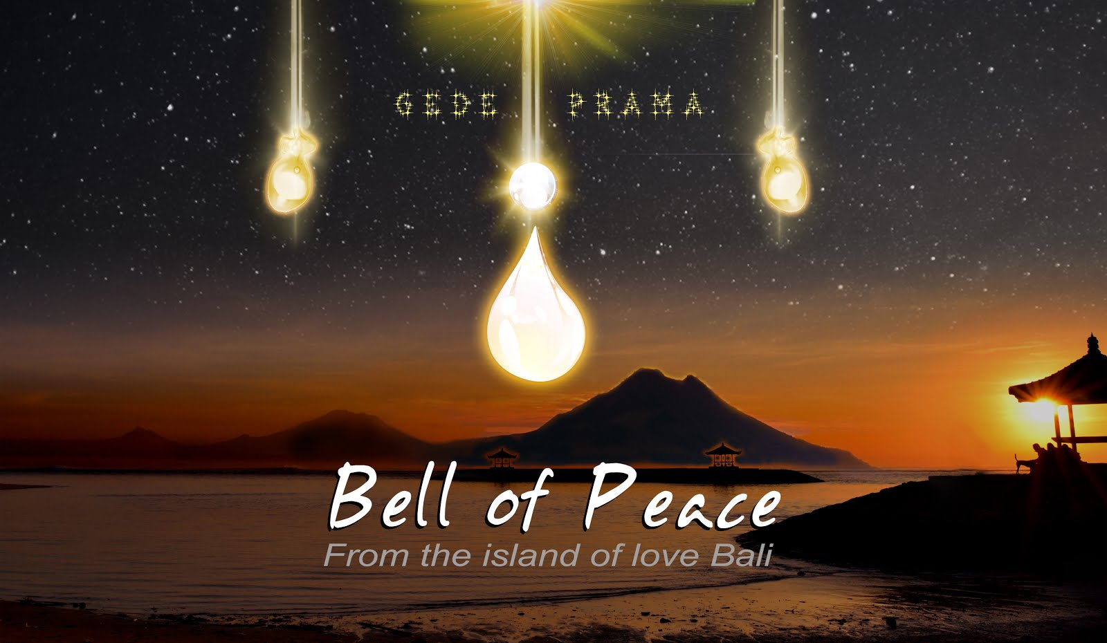 Bell of Peace - Gede Prama