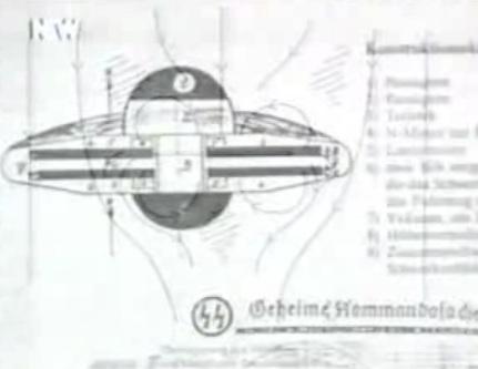 Ufo – τα μυστικα του τριτου ραϊχ