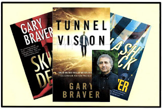 Gary Braver and his novels