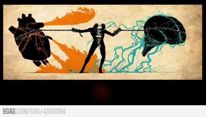 La eterna lucha