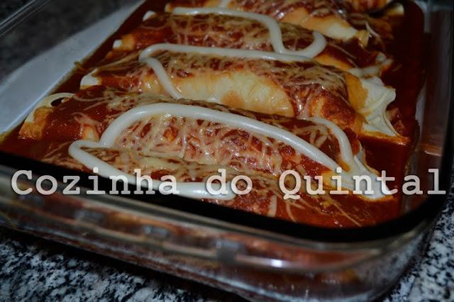 Panqueca de 3 - Cozinha do Quintal