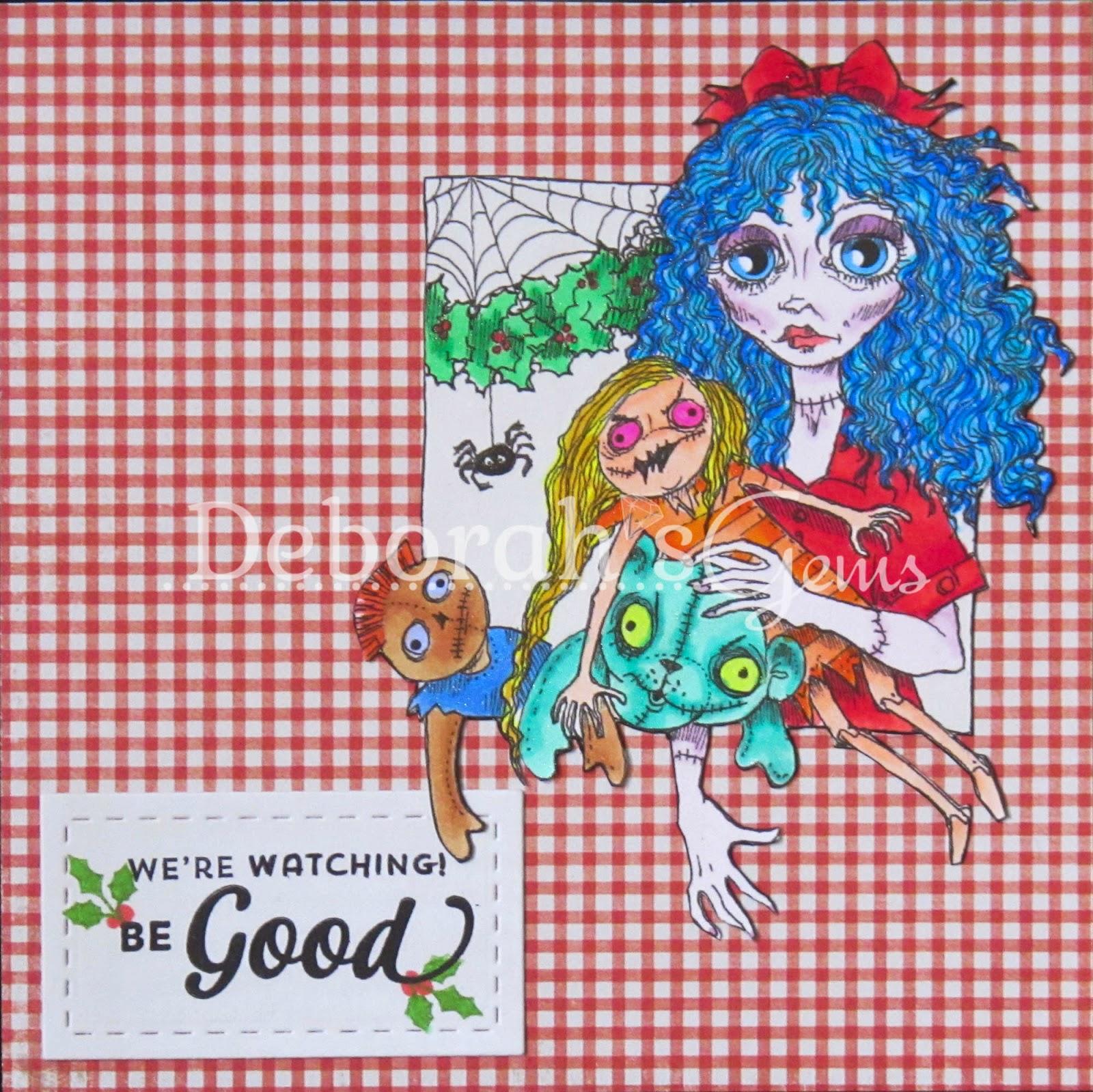 Be Good - photo by Deborah Frings - Deborah's Gems