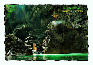 Objek Utama Green Canyon
