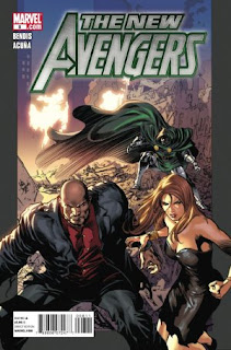 The New Avengers #8 - Comic of the Day