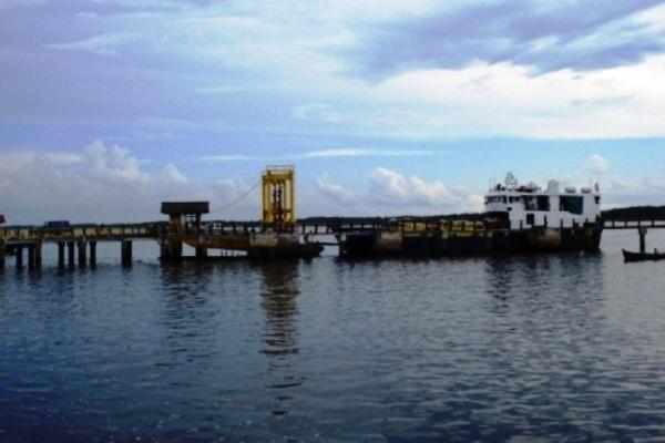 Pelabuhan Teluk Batang