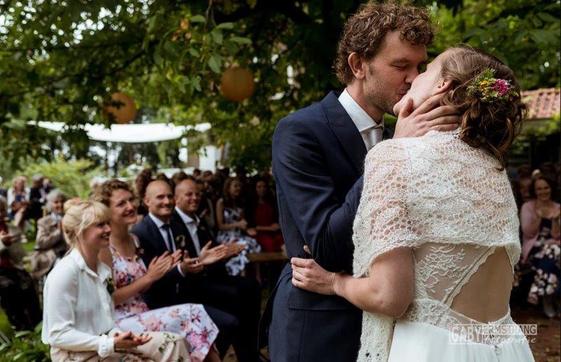 Dank je wel lieve bruid en bruidegom!