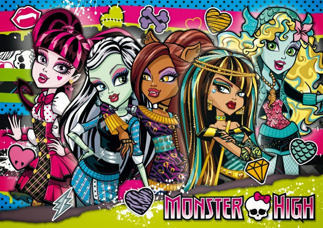 Monster High, part 3