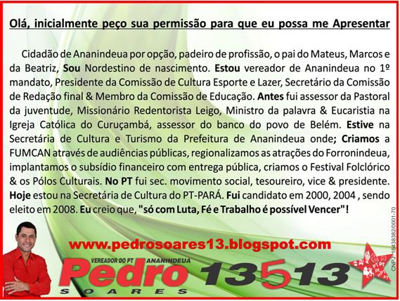 Pedro Soares 13513
