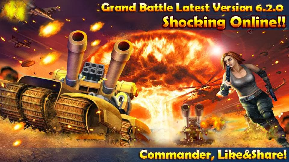 Grand Battle--Android Strategy Game