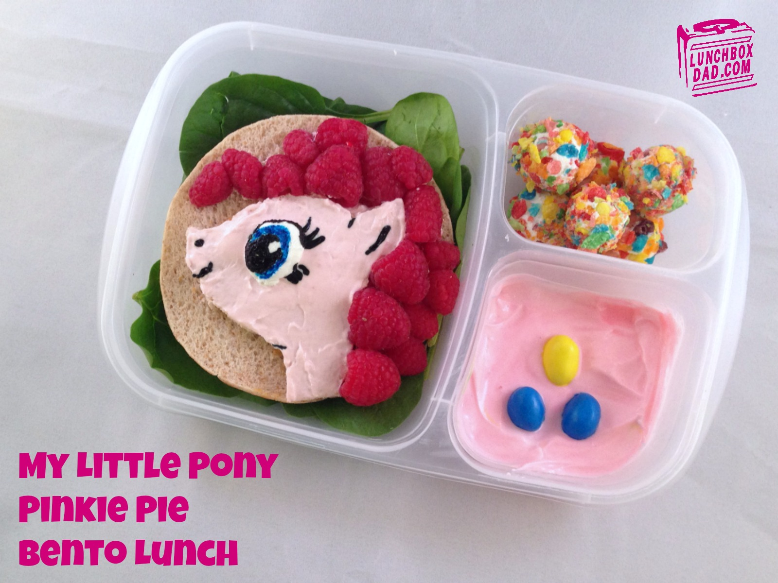 My Little Pony Pinkie Pie Lunch