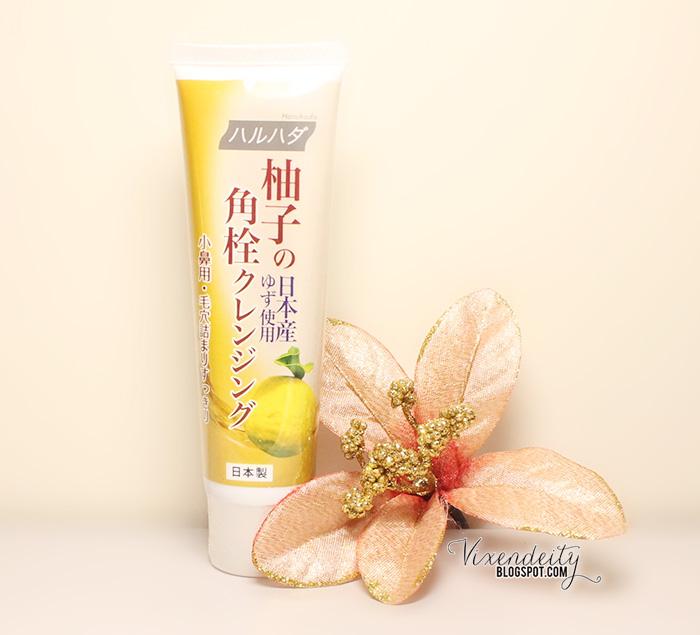 Haruhada Yuzu Pore Cleanser review