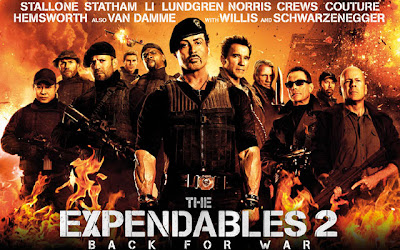 The Expendables Sylvester Stallone