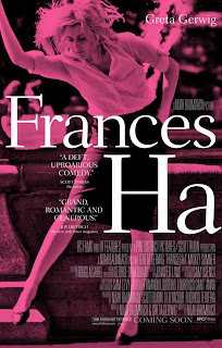 "Poster do filme ""Frances Ha"""