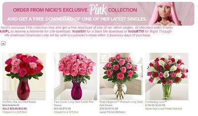 >News // Nicki Donne Un Coup De Main Aux Mecs Pour La Saint-Valentin !